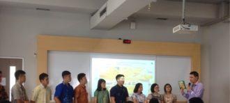 Collaboration with BINUS School Serpong