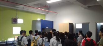 Kunjungan SMA Katolik Mater Dei Pamulang dan  SMA Kristen Kanaan Tangerang