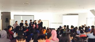 Guest lecture by South Korean Ambassador for Indonesia