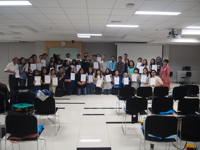 HACCP training photos – Department of Food Technology