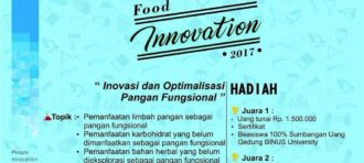 Food Innovation 2017